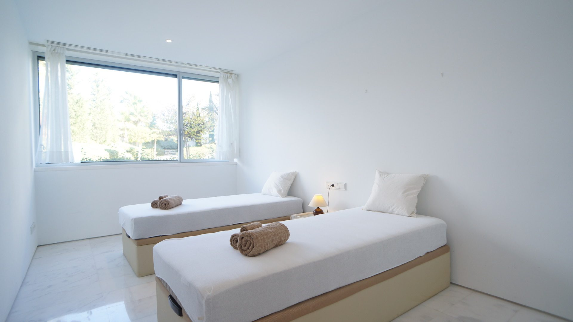 Es pouet Talamanca luxury apartment seasonal rent