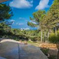 Cala Bassa house with new construction project
