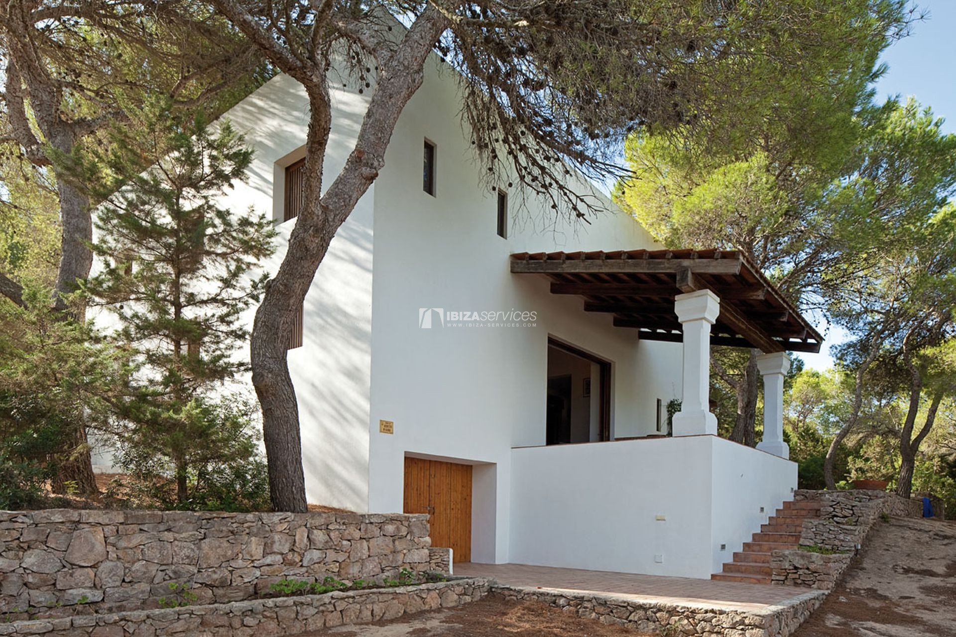 4 bedroom Villa for rent in Formentera perspectiva 1