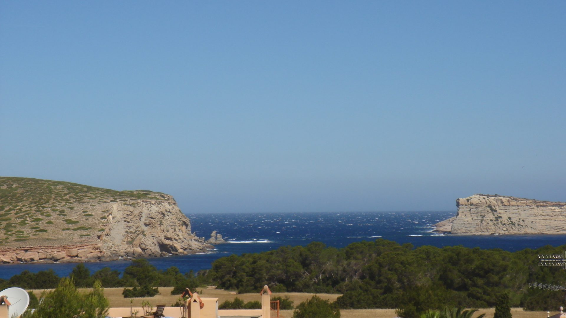 2 lofts for sale together Cala Conta with sea views