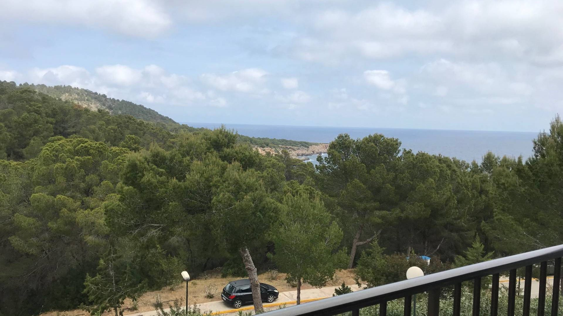 1 bedroom apartment with sea views Cala St. Vicente