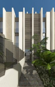 Spacious modern apartment in Jesús for sale