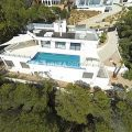 Long term rental exclusive sunset villa / Cala Salada