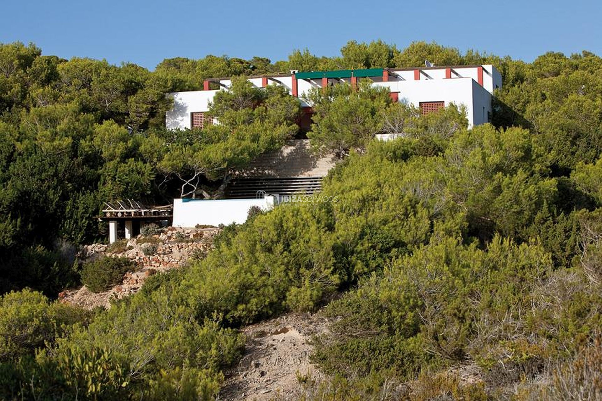 Villa for sale Formentera with amazing sea views perspectiva 51