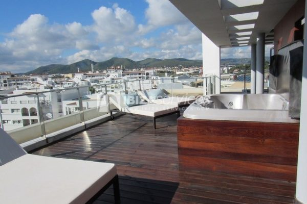 Penthouse for sale Marina Botafoch
