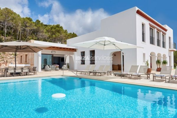 St. Eulalia 6 suites finca vacational rental