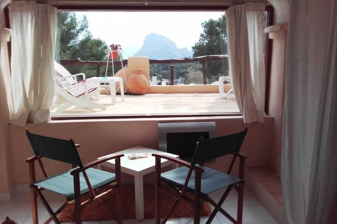 Town house for rent in Cala VadellaClub Robinson