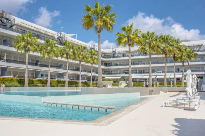 Buy a 3 bedroom apartment at Royal Beach Ibiza