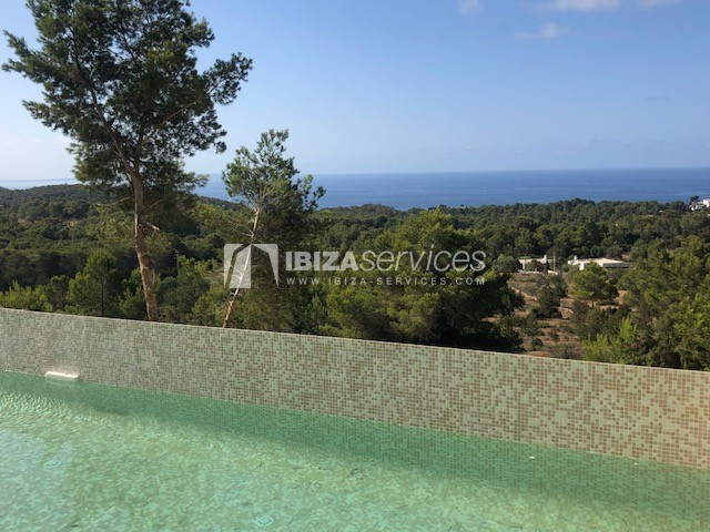 Apartment for sale stunning sunset view Cala de Bou perspectiva 4