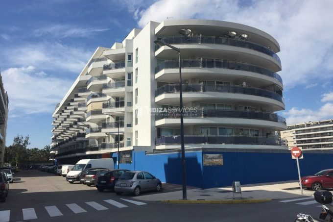 2 bedroom apartment Bahia for sale Marina Botafoch