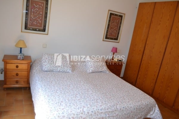 Apartment sea front for sale Playa den Bossa perspectiva 2