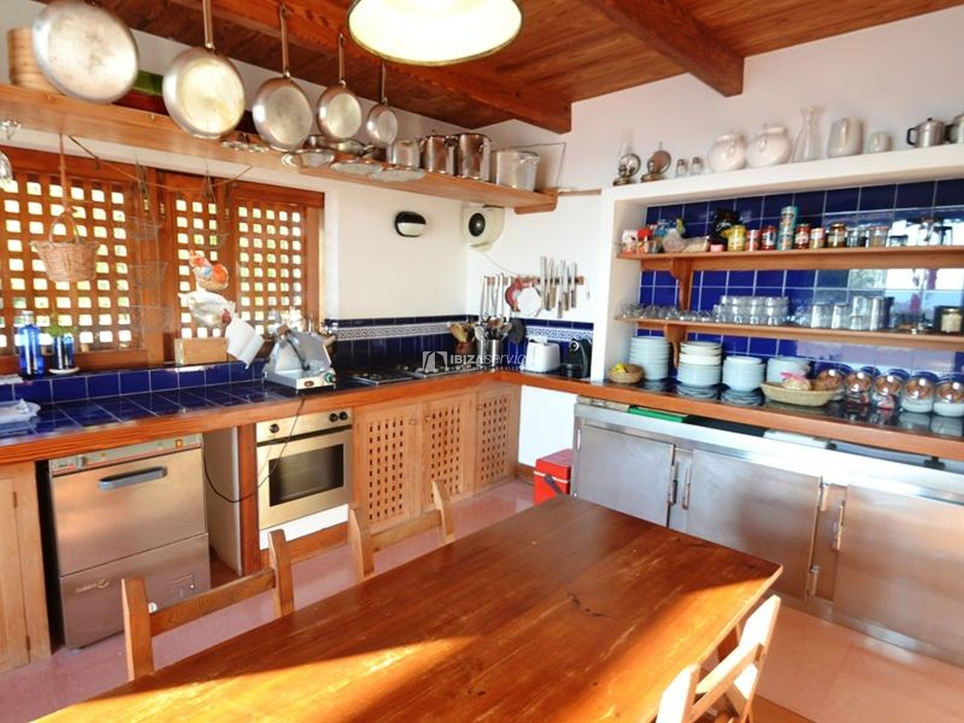 Villa for sale Formentera with amazing sea views perspectiva 14