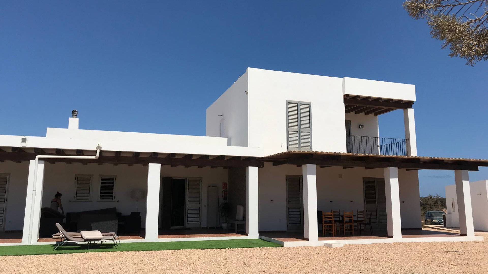 Villa 7 bedrooms to rent in Formentera with big plot