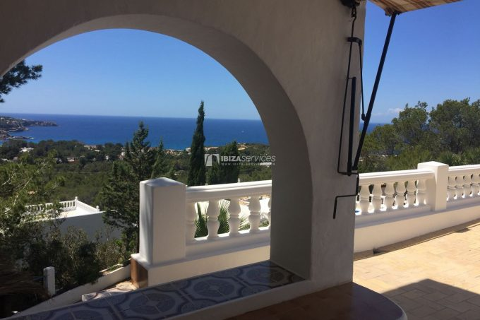Seasonal rent 4 bedroom house with views on Es Vedra