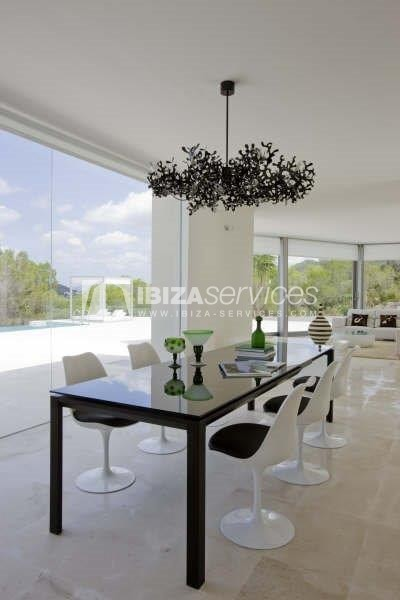 8 bedroom luxury Minimalist Ibiza property