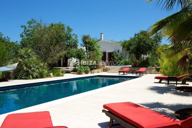 Beautifully finca located between St gertudis and San lorenzo