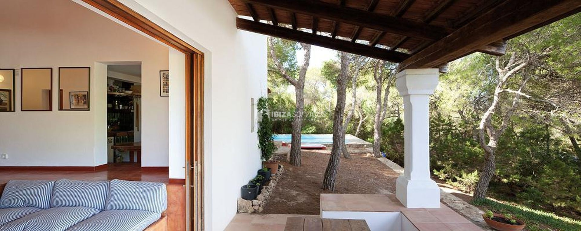Rustic villa for sale in Formentera perspectiva 30