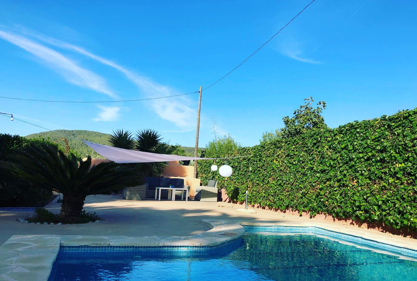 Charming Ibizan country house close to St.Eulalia