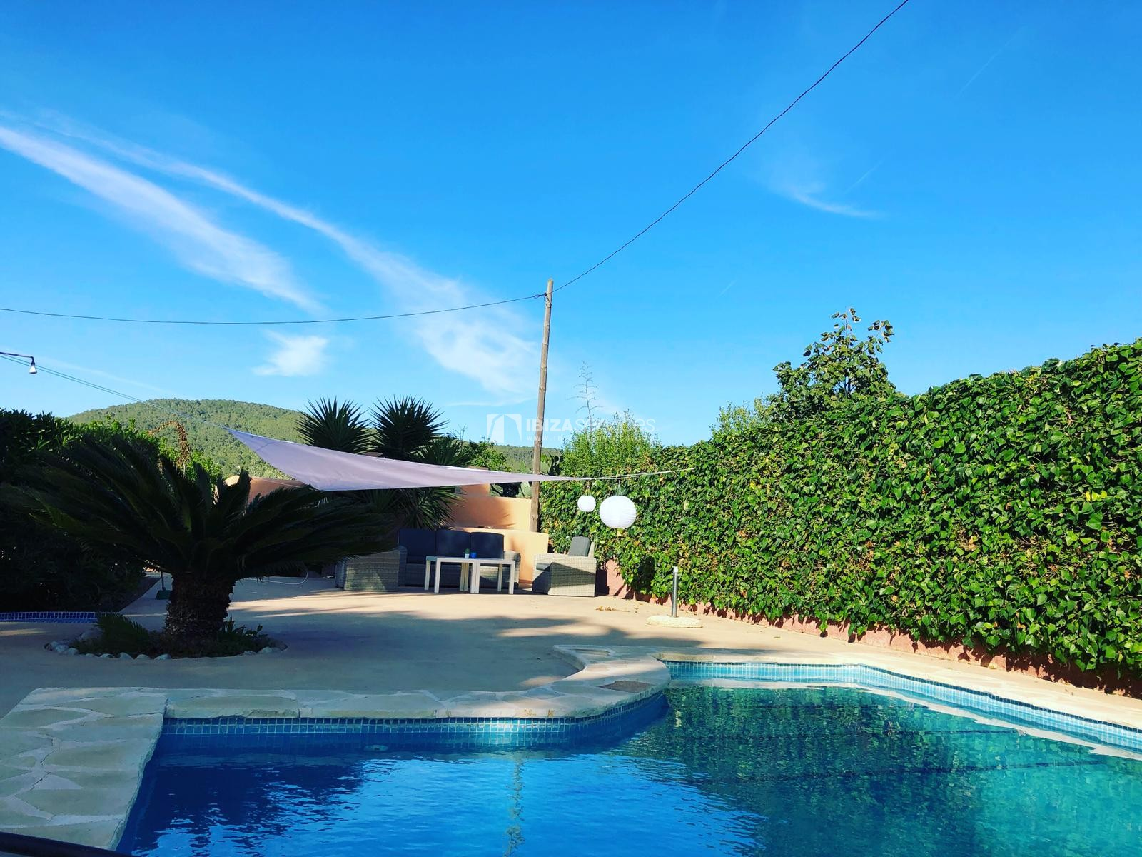 Charming Ibizan country house close to St.Eulalia perspectiva 3