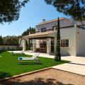 Newly built house near Cala Bassa seasonal rent