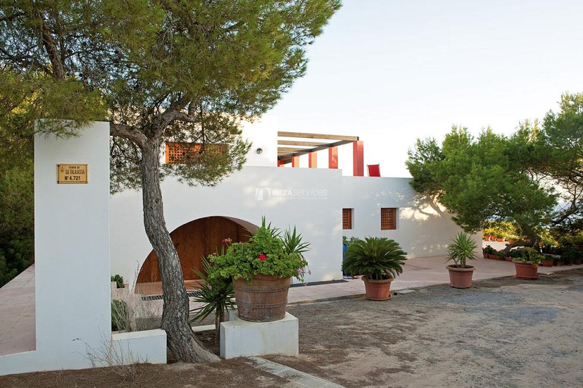 Villa for sale Formentera with amazing sea views perspectiva 53