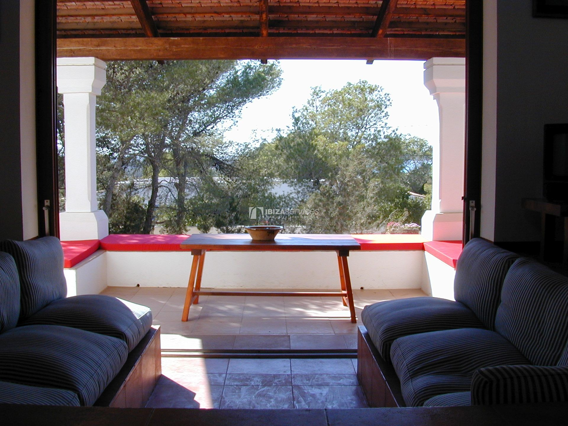 Rustic villa for sale in Formentera perspectiva 31