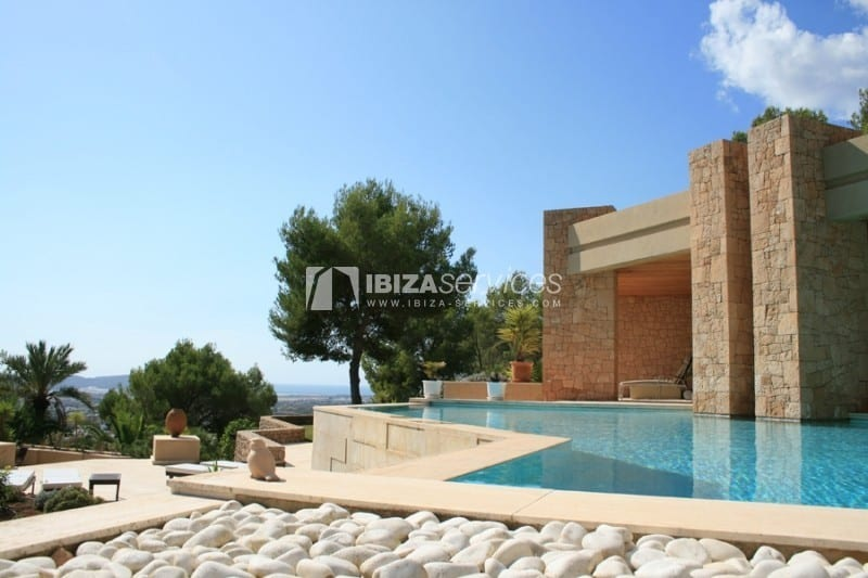 Exclusive H ***** luxury property Ibiza
