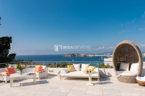 Villa Talamanca 5 bedrooms with sea views