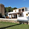 Fully renovated finca just minutes from Ibiza with touristic license.