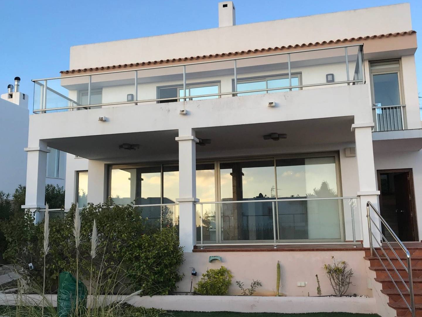Long term rent 4 bedroom house in St.Gertrudis
