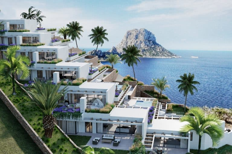 7 Luxury Detached Villas With Private Pools & Sunset Views