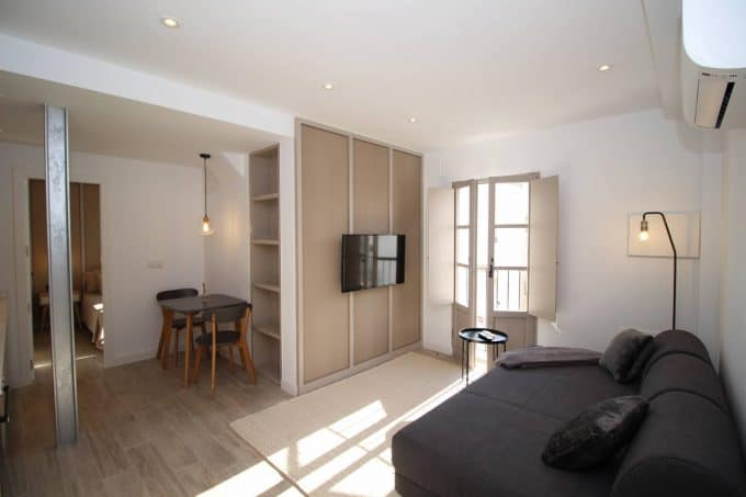 3.B La Marina Ibiza 1 bedroom apartment winter rental