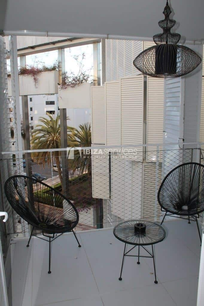 Long term rental 2 bedroom apartment Patio blanco Ibiza