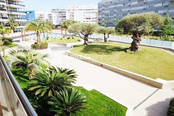 Seasonal rental Nueva Ibiza Building 2 bedrooms apartement