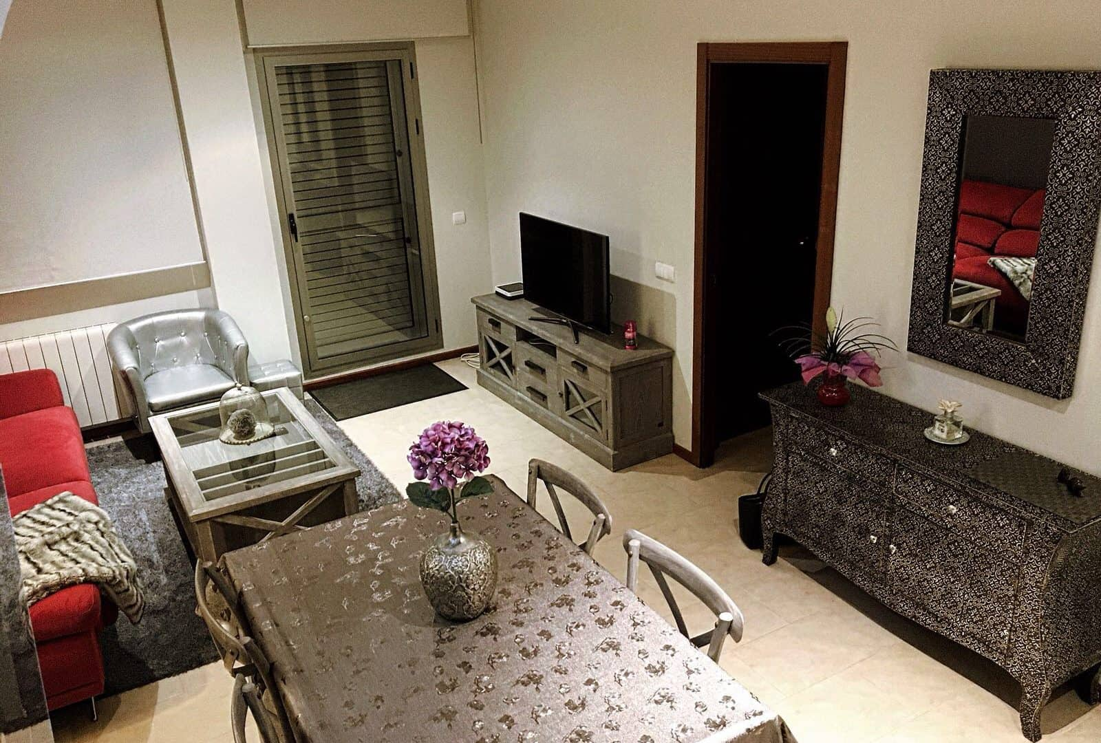 Jesus 3 bedroom modern duplex apartment seasonal rent