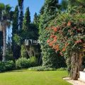 Large family house with impressive garden in Santa Eulalia