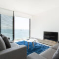 Front line of Playa d'en Bossa penthouse for rent