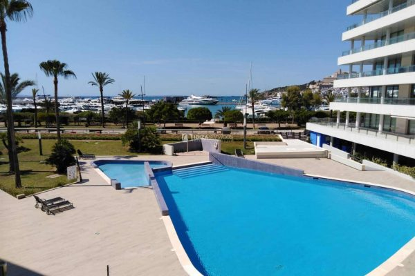 Miramar Ibiza 2 bedroom apartment for sale