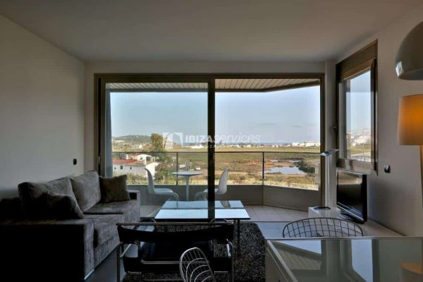 3.2.B Elite 2 bedroom 1 bathroom apartment for rent Botafoch