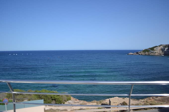 Buy house Illa plana Talamanca with great sea view