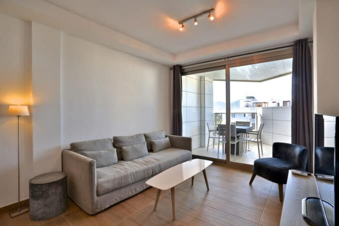 1.5.A winter rental 2 bedroom apatrment Botafoch