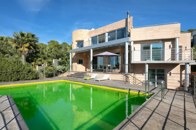Unique design Villa for sale in Cala Vadella