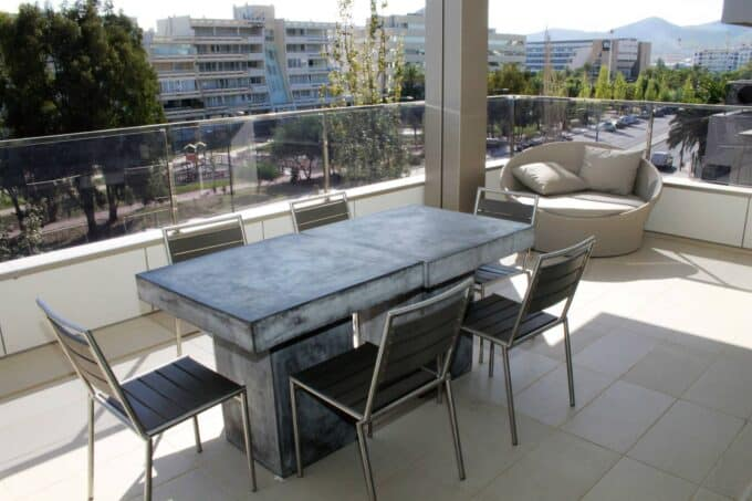 2.3.A winter rental 3 bedroom apartment paseo martimo