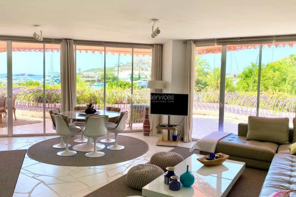 Prestige property Ibiza Buy 3 bedroom apartment Las Boas