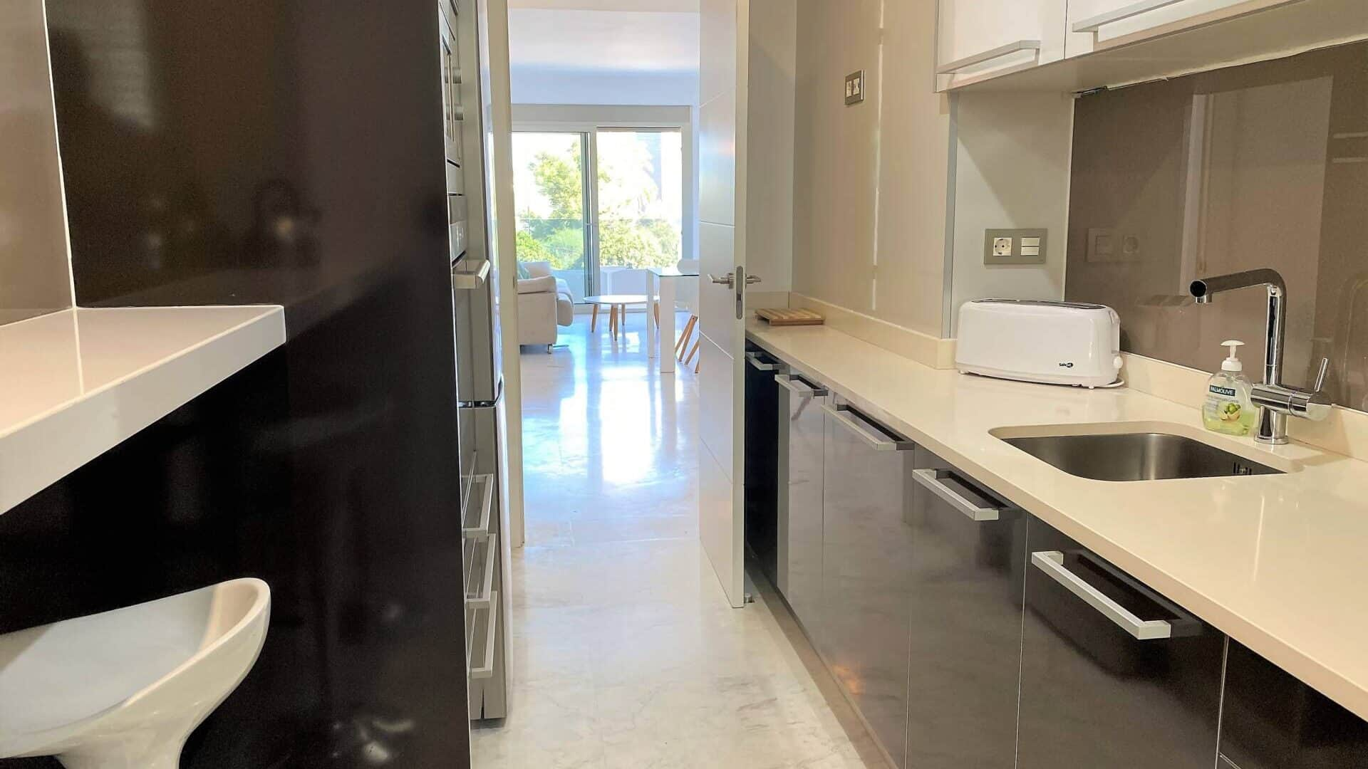 Royal Beach Ibiza 2 bedroom apartment for rent