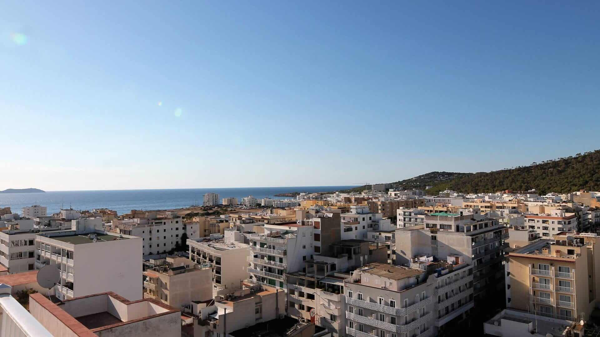 San Antonio 2 bedroom apartment for sale with lovely harbor views