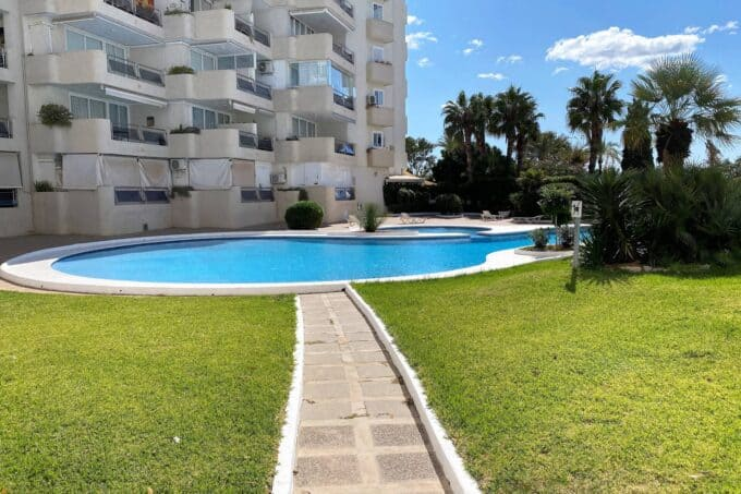 Australia paseo maritimo Ibiza apartment building 1 bedroom apartment for rent