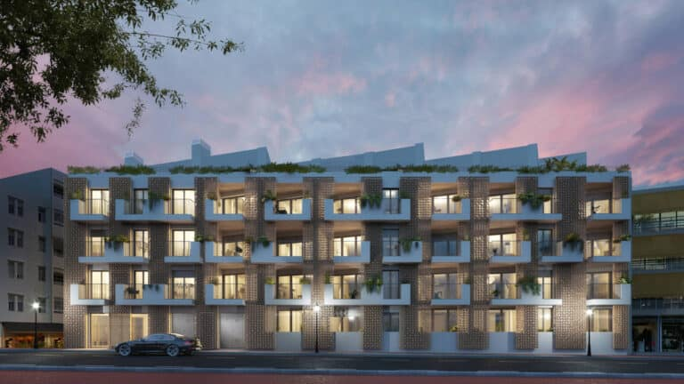 New Residential Project of 57 Homes in Santa Eulalia