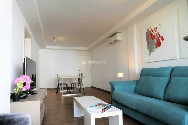 1.2.A Long term rental 2 bedroom apartment Botafoch.