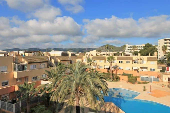 Penthouse in Playa den Bossa for Sale